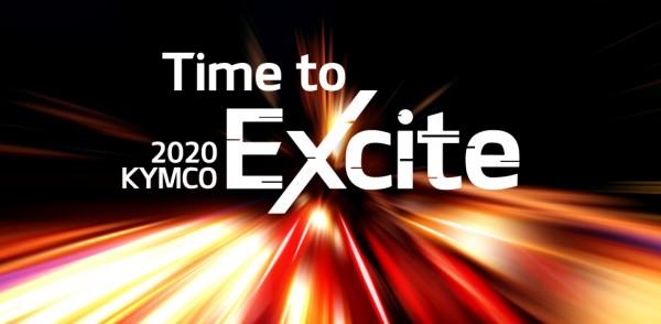 KYMCO紅黃白電新車款四重奏震撼發表 首創義大利製台灣品牌百萬電動重機街跑